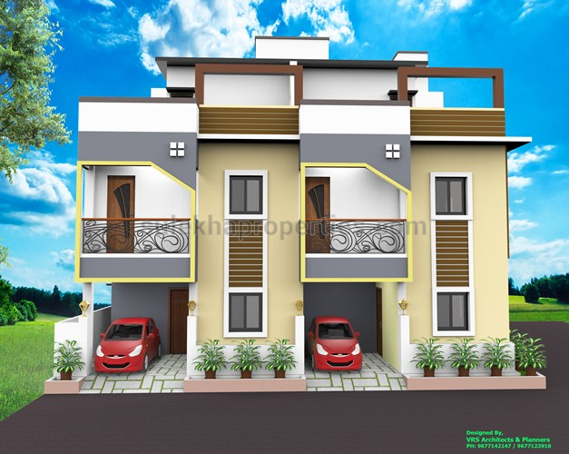 Independent house for sale in pammal individual villas in for Individual house models in chennai