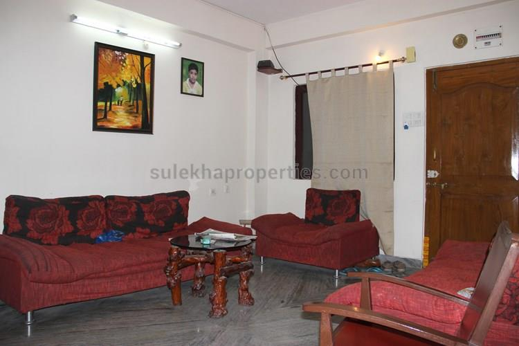 3 BHK Flat For Rent In Lakdikapool Triple Bedroom