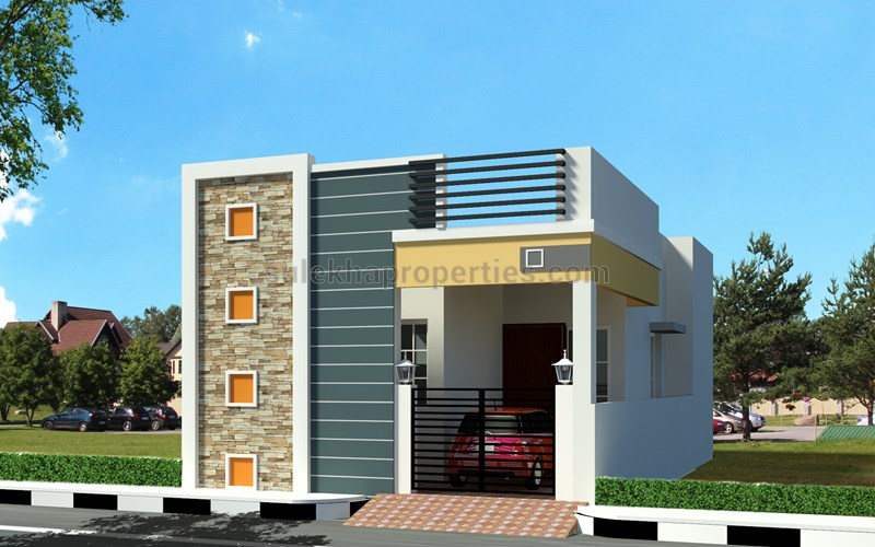Front Elevation Designs In Chennai : Bhk independent house for sale in poonamallee chennai