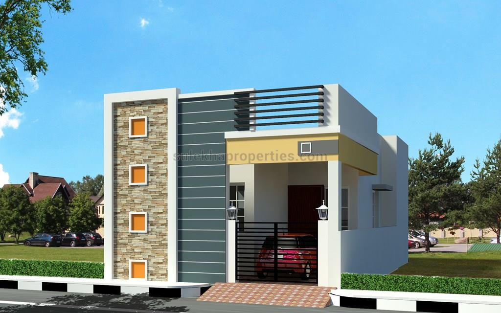 2 bhk independent house for sale in avadi chennai 733 for Individual house models in chennai