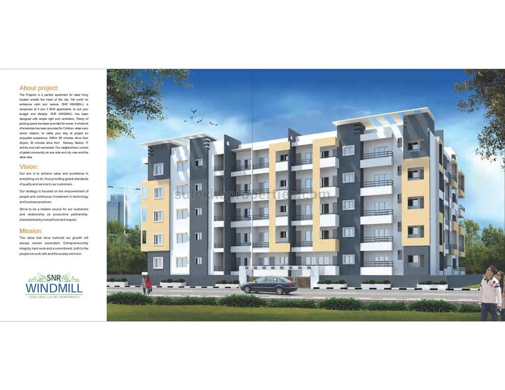 sqft 2 bhk apartment flat for sale near gottigere bus stand at road
