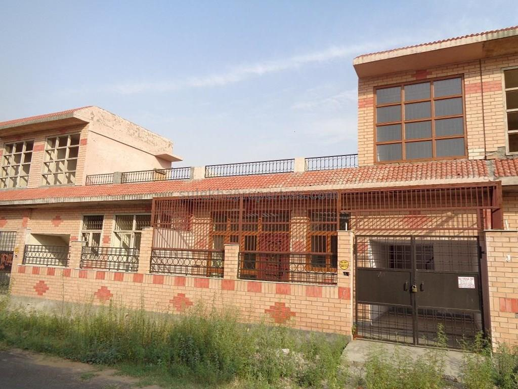 2 bhk independent villa for resale in sector mu 1, greater noida