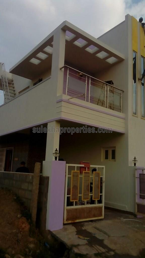 Residential individual houses in hbr layout bangalore for Individual house model pictures