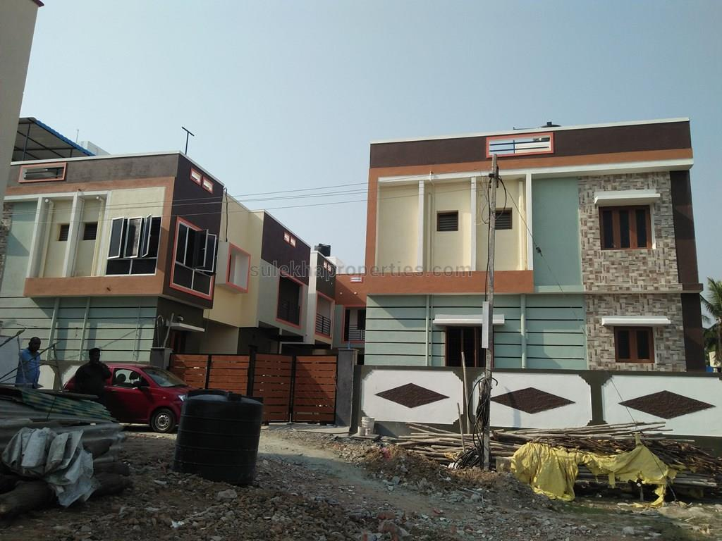 Ongoing independent house projects in chennai