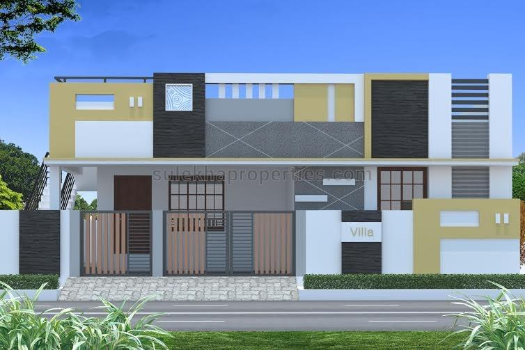 Front Elevation Of House In Coimbatore : Bhk independent house for sale in periyanaickenpalayam