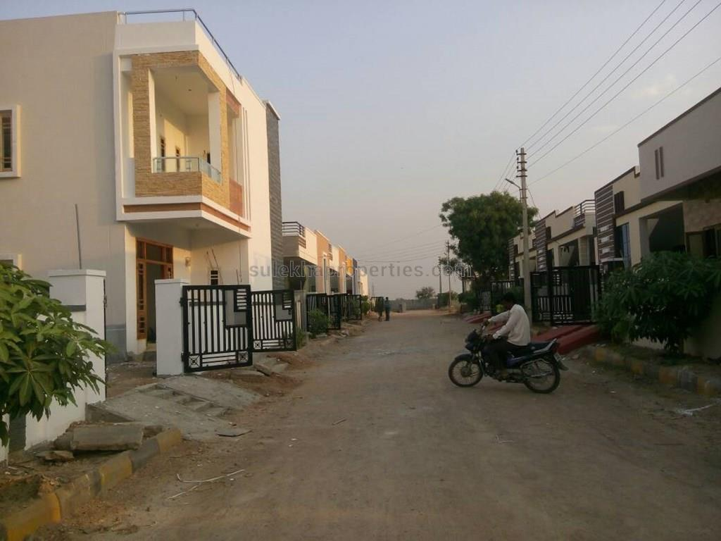 131 Sq Yards 2 Bhk Independent House For Sale At B N Reddy Nagar Hyderabad
