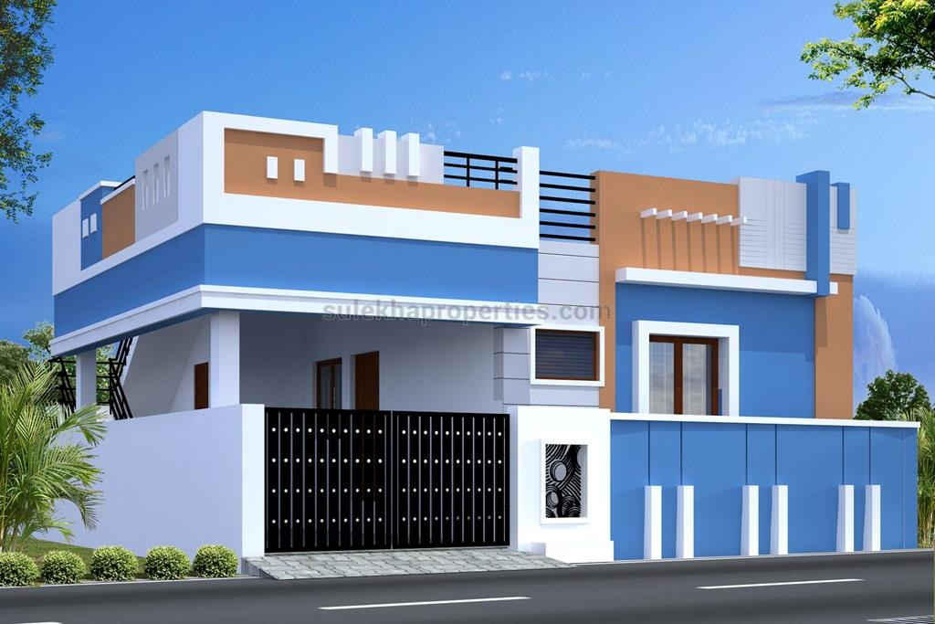 2 Bhk Independent House For Sale In Anand Gardens