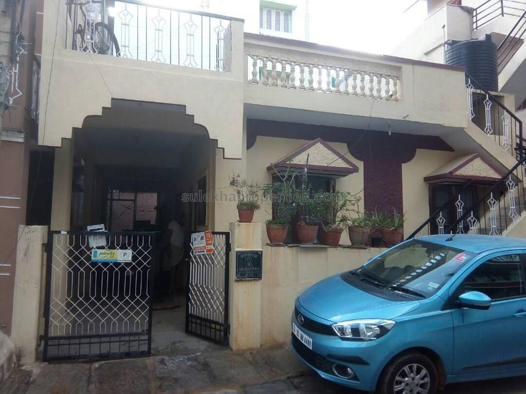individual house for rent in koramangala 2nd block, independent