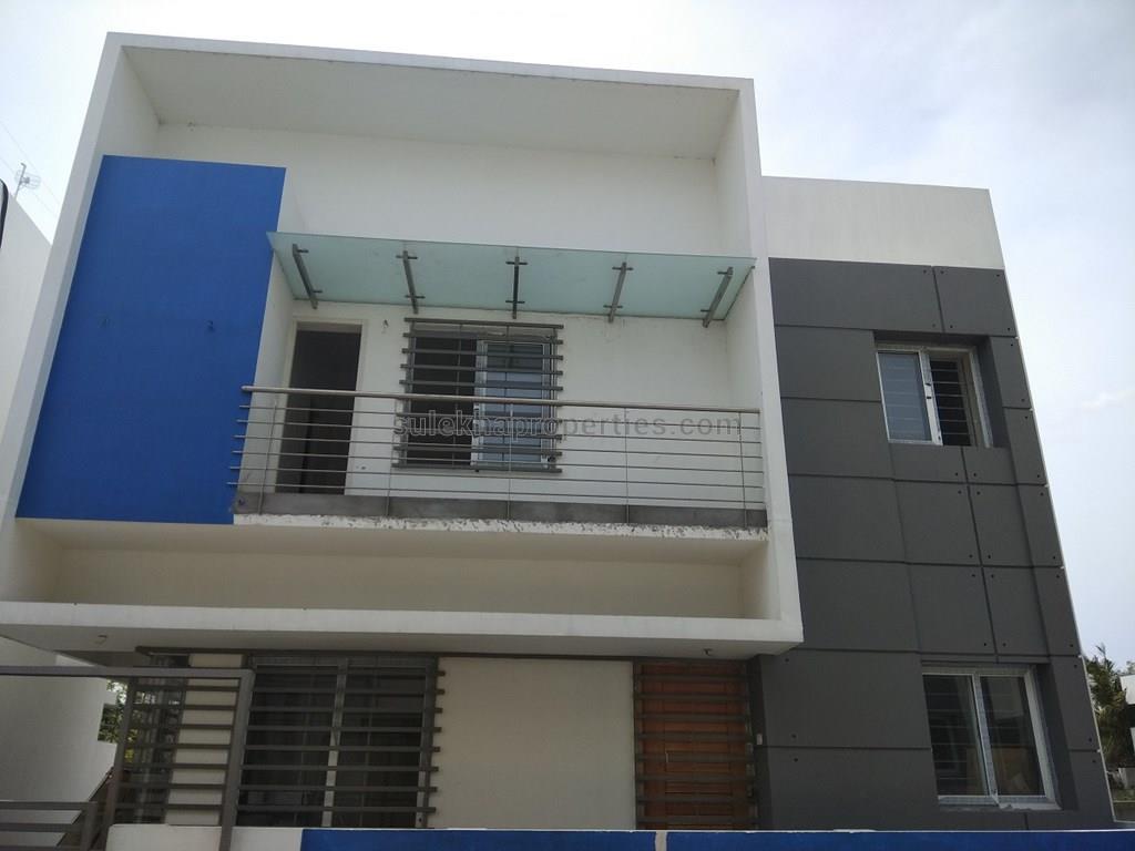 3 bhk independent house for sale in sowjanya villa santhoshapuram