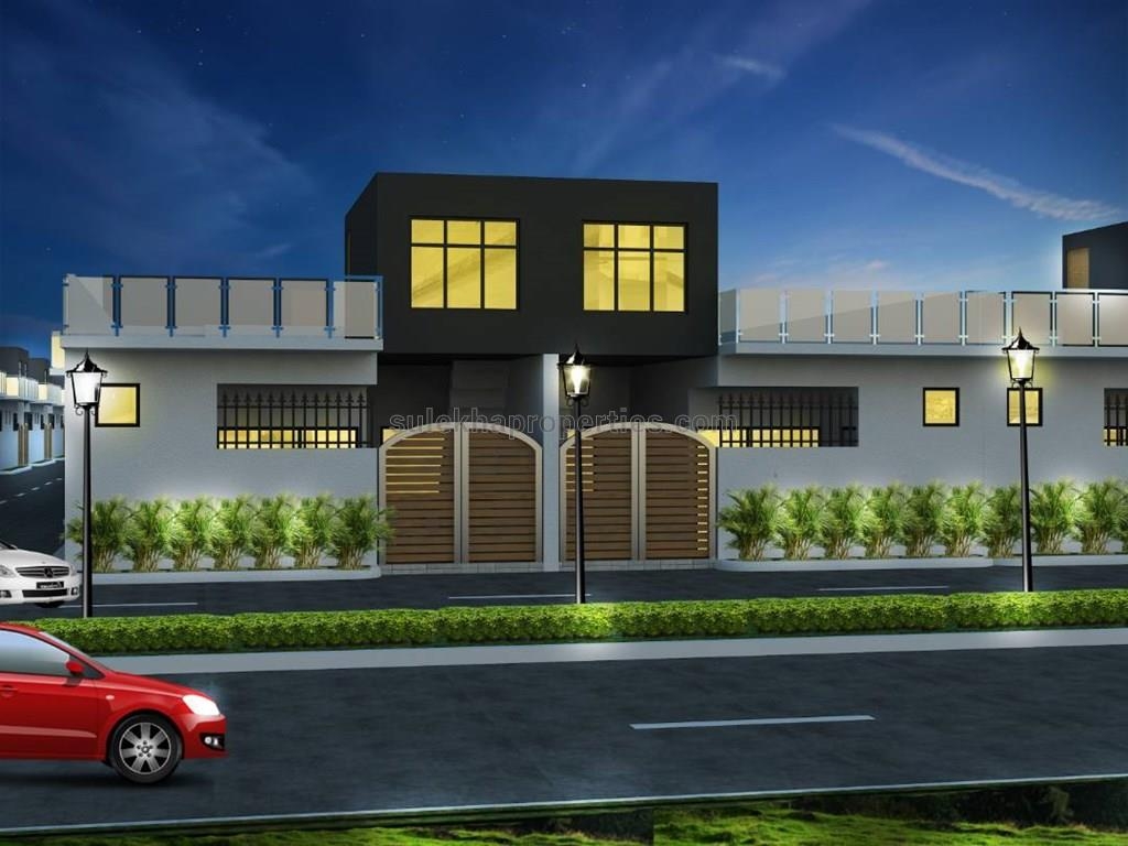 2 bhk independent house for resale in sector 16 greater noida