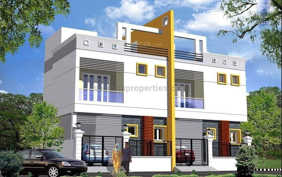 4 bhk independent house for resale in house kolathur for Individual house models in chennai