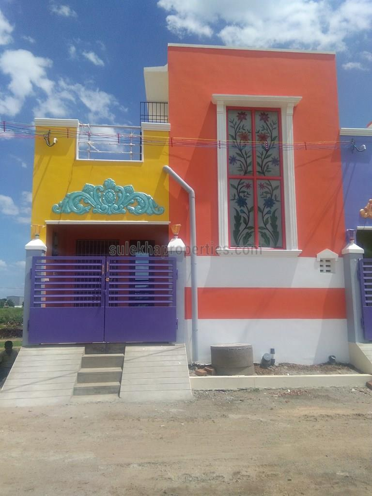 1 bhk independent house for sale in mugesh's sai garden mangadu