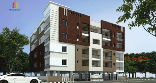 Saveria pebble in ombr layout bangalore by