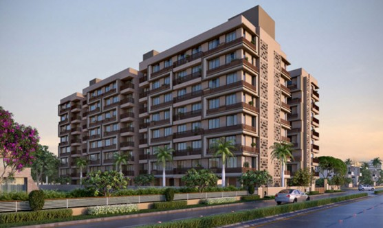 Jaldeep Icon Is A Residential Project By Shree Radha Krishna Group In Makarba Ahmedabad