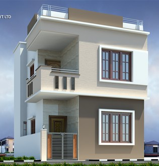 Mahaghar 39 s sarovara in lingabudi mysore by mahaghar for Cost to build a duplex house
