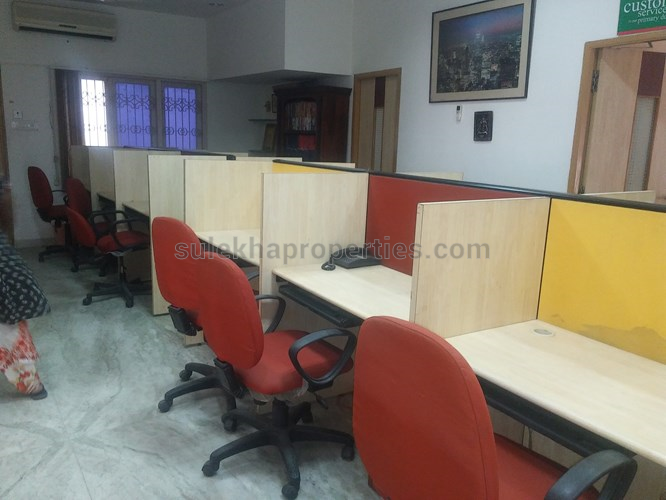 Commercial Office Space For Rent In Alwarpet Rental