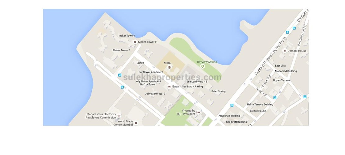 Apartment flat for rent in cuffe parade flat rentals for Jolly maker apartments cuffe parade