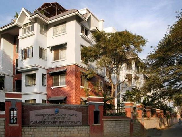 House for rent in cambridge layout bangalore