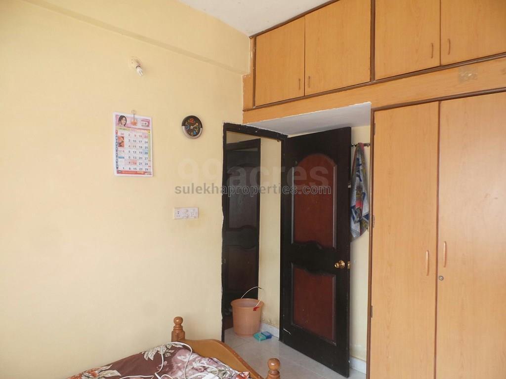 1 bhk flat interior design india - Common Bedroom