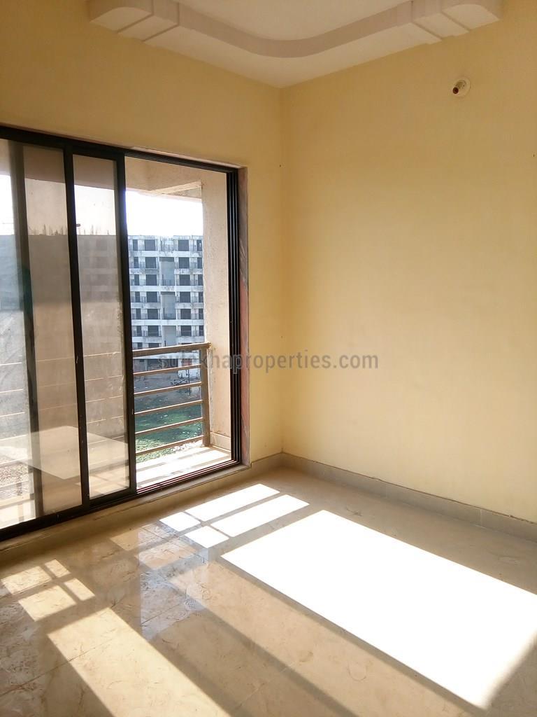 1 bhk flat interior design india - 610 Sq Feet