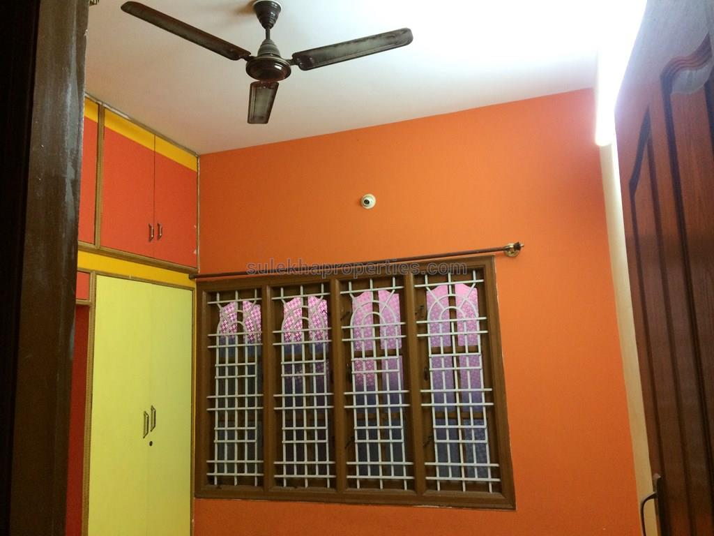 2 bhk builder floor for rent in mathikere, bangalore - 550 sq feet