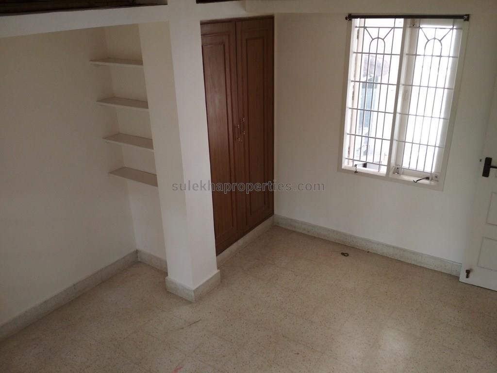 1 bhk builder floor for rent in mathikere, bangalore - 500 sq feet