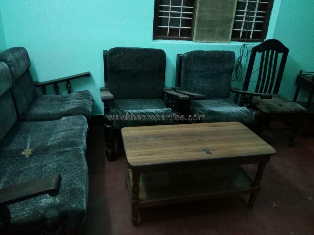 2 bhk independent house for rent in btm layout, bangalore - 1200