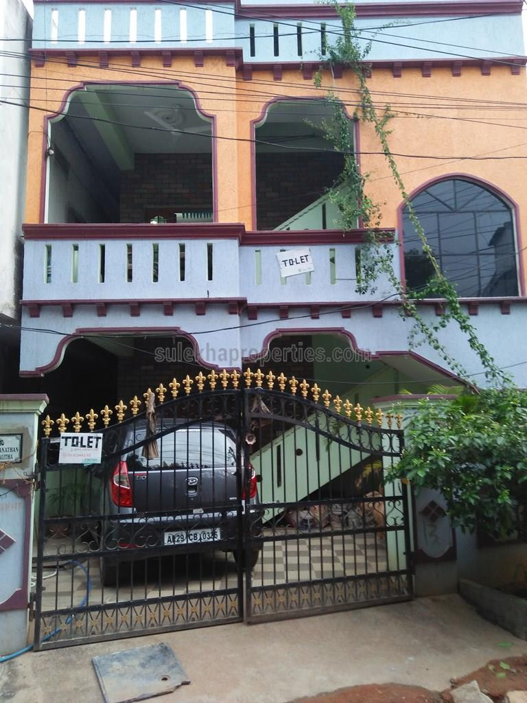 2 bhk independent house for rent in safilguda, hyderabad - 55 sq
