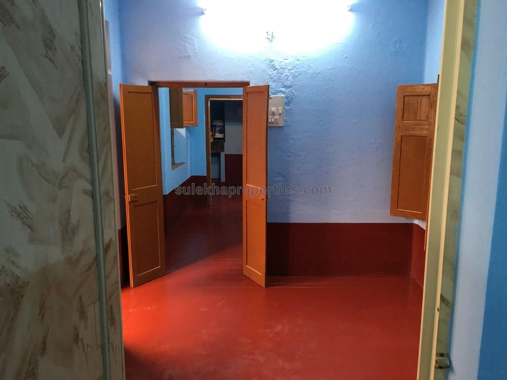 1 bhk independent house for rent in basaveshwara nagar, bangalore