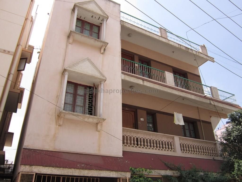 2 bhk independent house for rent in btm layout, bangalore - 600 sq