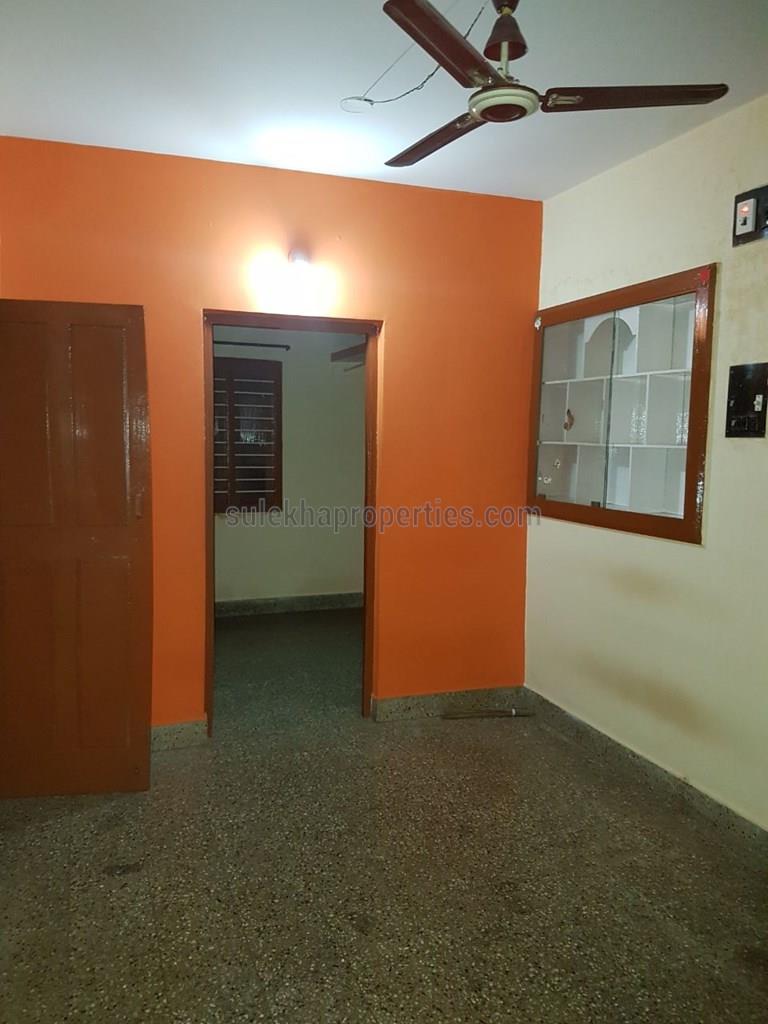 1 bhk independent house for rent in rajaji nagar, bangalore - 600
