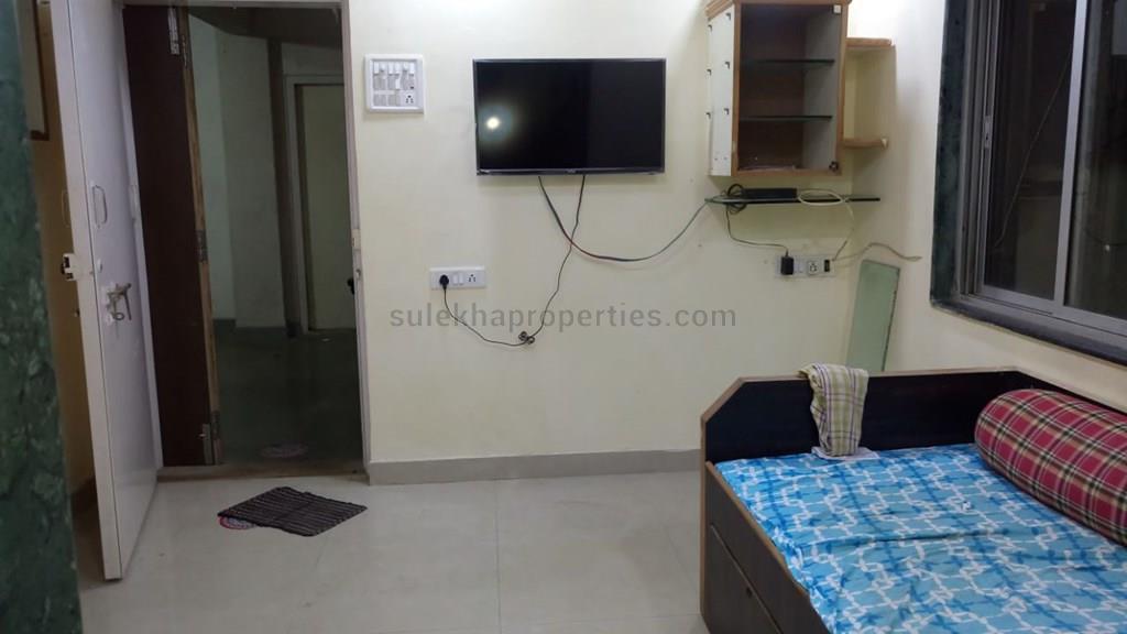 1 BHK Apartments / Flats for Rent in Kandivali West, Mumbai - 460 ...