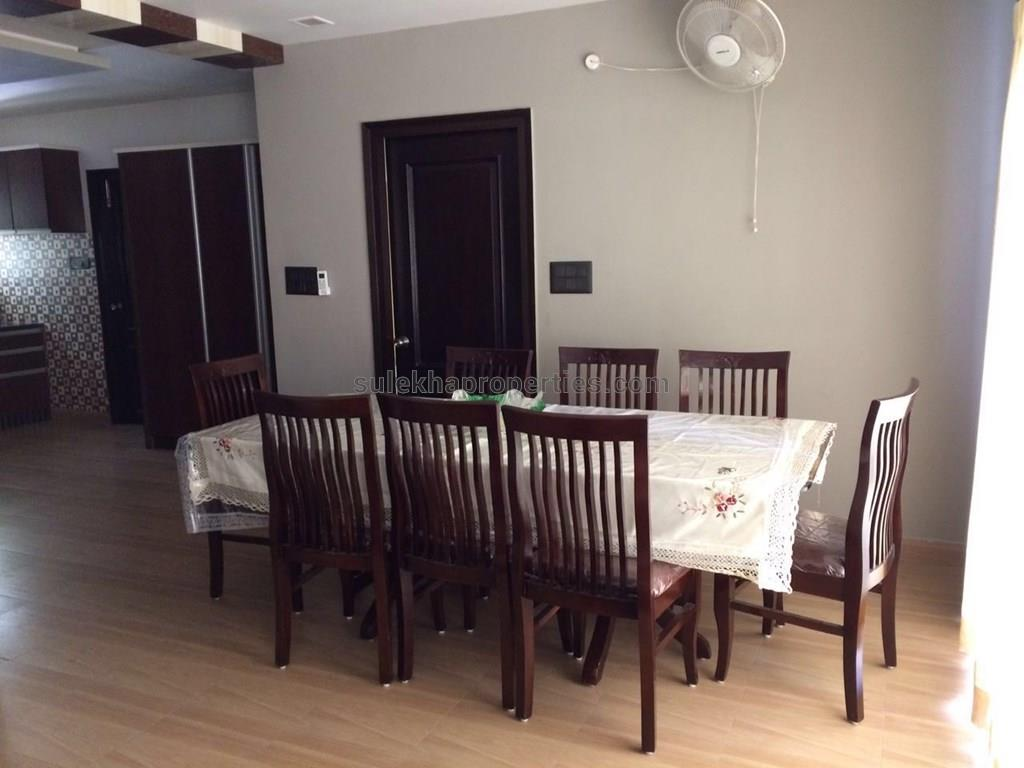 4 BHK Independent House For Rent In Jubilee Hills Hyderabad