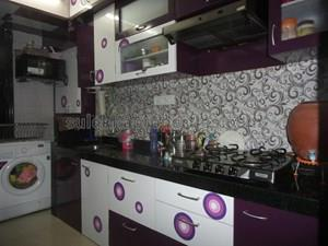 Modern Kitchen Kamothe 1 bhk flat for rent in kamothe, single bedroom flat for rent in